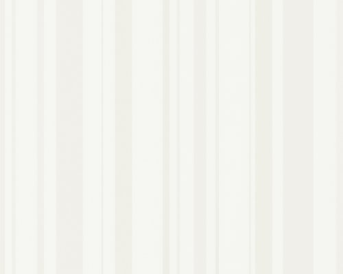 A.S. Création Strukturprofiltapete Happy Hour, Streifentapete, weiß, 259417