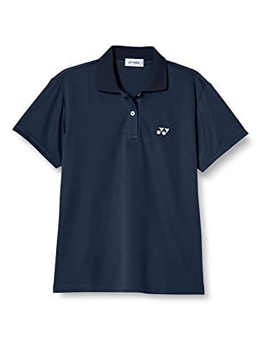 [ヨネックス] 半袖シャツ ゲームシャツ レディース ネイビーブルー (019) 日本 M (日本サイズM相当)