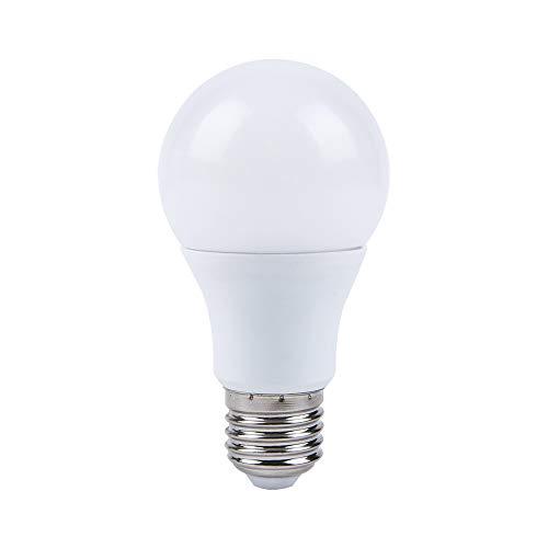 LED Leuchtmittel Birnenform A60 15W = 100W E27 1350lm kaltweiß 6500K Tageslicht (1 Stück)