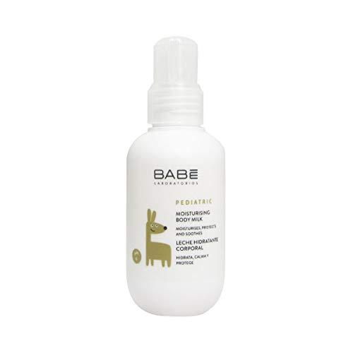 Babe Leche Hidratante Corporal Pediatrica 100Ml. 1 Unidad 400 g