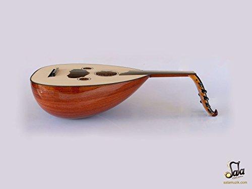 Türkische Hochwertige Mahagoni Saiten Instrument Oud UD ao-101s
