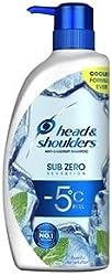 Head & Shoulders Sub-Zero Anti-Dandruff Shampoo 620 Ml