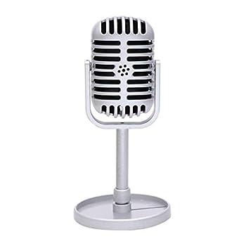 vintage microphones props