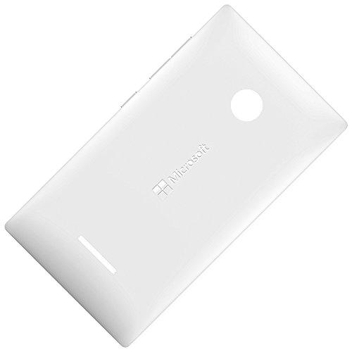 Original CC-3096 Schutz Hülle weiss Cover für Microsoft Lumia 435 und 435 Dual Sim