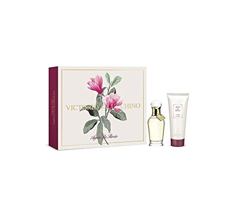 VICTORIO & LUCCHINO AGUA DE ROCIO EDT 50 ML + BODY LOCION 75 ML SET REGALO