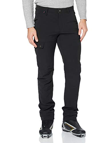 Odlo Pants Alta Badia Trousers Homme, Black, FR : M (Taille Fabricant : 48)