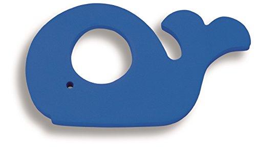 Burbujita 96.042 - Tapiz flotante en forma de ballena