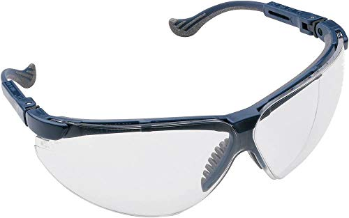 Honeywell 1011027HS Honeywell XC 2G Brille, Blau, farbloses Okular