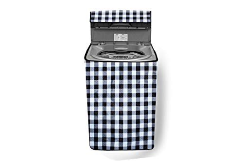 Stylista Top Load Fully Automatic Washing Machine Cover Compatible for Panasonic 6.5 kg, 7 kg & 7.5 kg