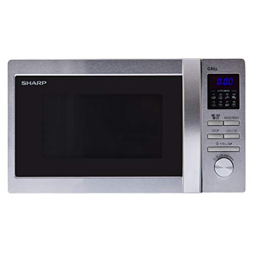 Sharp R-622STWE forno a microonde