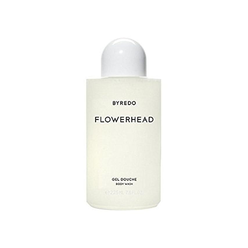むさぼり食う音声余剰ボディウォッシュ225ミリリットル x2 - Byredo Flowerhead Body Wash 225ml (Pack of 2) [並行輸入品]