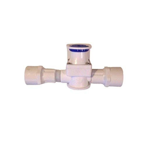 Cartener Low Pressure Reducing PVC Water Regulator for Chicken Drinkers - Nipples + Cups