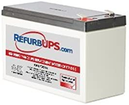 APC Back-UPS ES 650 (BE650R) High Capacity 9 Amp Compatible Replacement Battery Kit