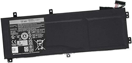 ASKC 56Wh RRCGW Laptop Batteria per Dell XPS 15 9550 Precision 15 5510 Mobile Workstation Notebook 062MJV 62MJV M7R96