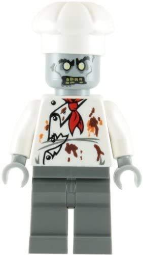 LEGO Monster Fighters: Zombi Chef Minifigura
