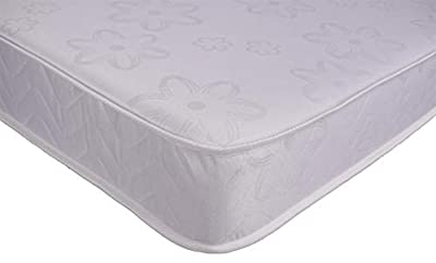 White Daisy Flattop Mattress Great For Kids, Bunk Beds, Cabin Beds Etc by eXtreme comfort ltd