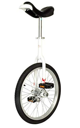 Monociclo xx6 - Monociclo, rueda 20 in, color rojo