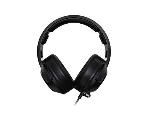 Acer Predator Galea 350 Gaming Headset - Micro-casque - canal 7.1 - circum-aural - filaire - USB, jack 3,5mm - noir - pour Predator Helios 300, Predator Orion 3000, Predator Triton 300, 500
