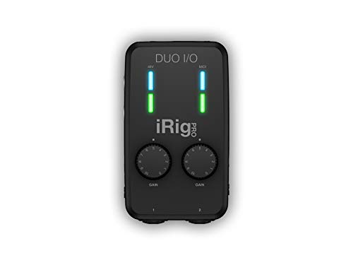iRig Pro I/O (Audio Interface für iPhone, Android, PC/Mac) - 2