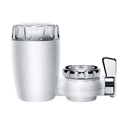 LONSID Wasserhahn Wasserfilter, Filtersystem mit Aktivkohle, Reiniger Ultra Adsorptive Material, Advanced für die meisten Standard-Armaturen