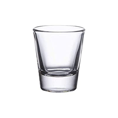 Gmark 1.5-Ounce Heavy Base Shot Glass Set, Whiskey Shot Glass - Parent