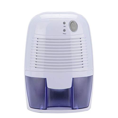 CCAN Deshumidificador 500ml Deshumidificadores de Aire Mini deshumidificador de Aire portátil para el hogar, Dormitorio, baño, Armario