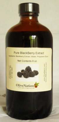 OliveNation Blackberry Extract 4 oz.