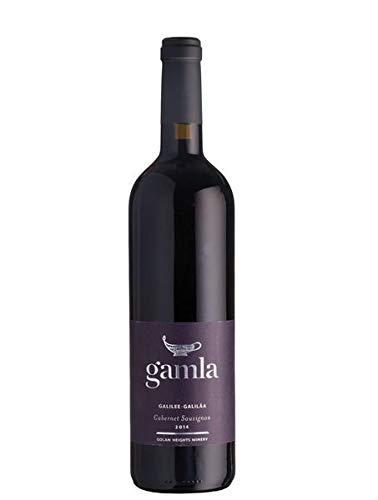 Golan Heights Winery Gamla Cabernet Sauvignon 2017 (1 x 0.75 l)
