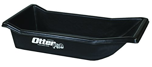 Otter Pro Sled, Medium, Black