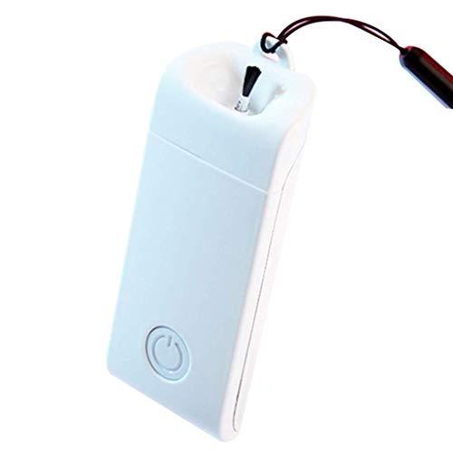 Mini-luchtreiniger, verwijderbaar, draagbaar, persoonlijke luchtreiniger, allergie, odor stof, rook uit tweede hand, damesketting, cadeau USB opladen