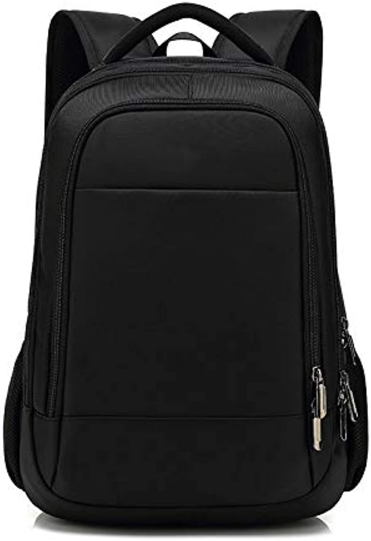 Backpack 14 Inch Oxford Cloth Waterproof WearResistant TearProof External USB Interface MultiFunction Backpack, Casual Bag, Computer Bag, Business Bag, School Bag