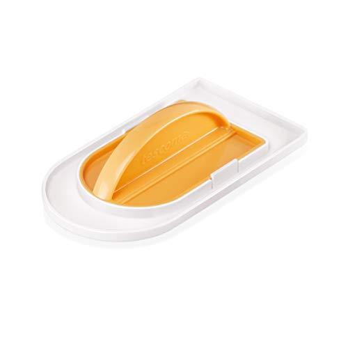 Tescoma Delicia Spatola Livellante per Pasta di Zucchero, Plastica, 2 Parti