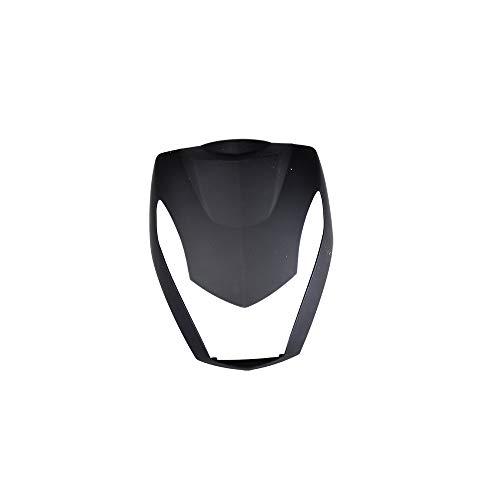 Motodak Tablier AV/Face AV Sup. Scooter tun'r Compatible avec Peugeot kisbee 2 et 4 Temps -2018 Noir Mat