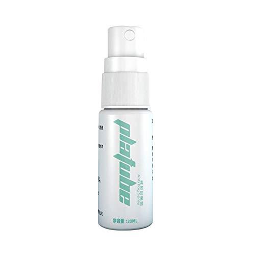 chinejaper Anti-Nebel-Spray Anti-Fog Auto-Glas Antibeschlagmittel, Sicher, umweltfreundlich, ungiftig und Nicht reizend, für Brillenglas, Windschutzscheibe, Rückspiegel und Fensterscheibe