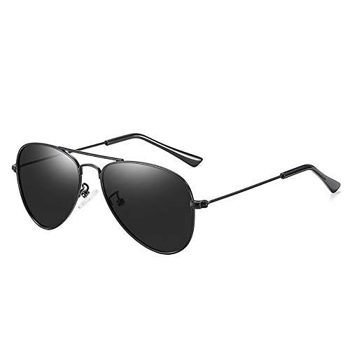 Gafas de sol gafas de sol aviador para mujeres hombres espejo Uv400 lente 100% protección UV deporte polarizado gafas