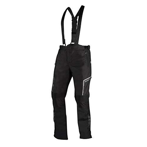 Bering Motorradhose Pantalon DUSTY Schwarz, Schwarz, L