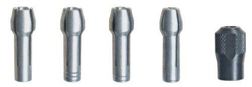 Dremel 4485 Quick Change Rotary Tool Collet Nut Set