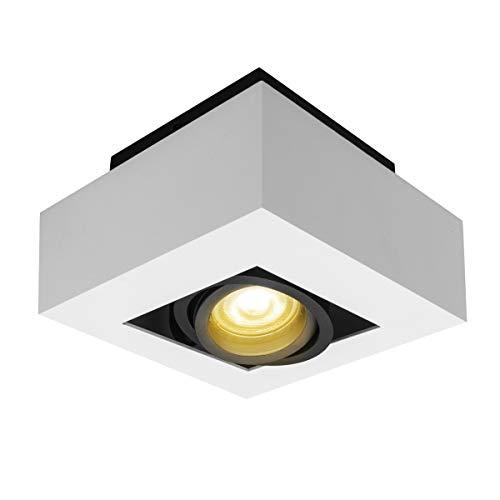 Budbuddy 5W Regulable Focos para el techo LED lamparas de techo led...