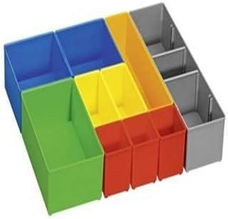 Bosch Professional i-Boxx Inset Box Set - 10-Piece