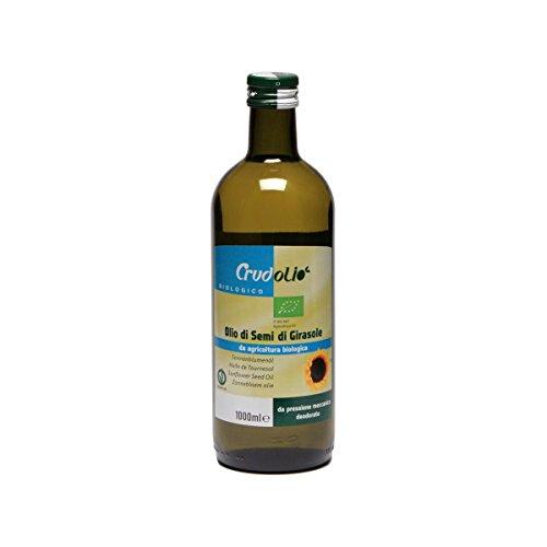 Olio di Semi di Girasole Bio 1 lt