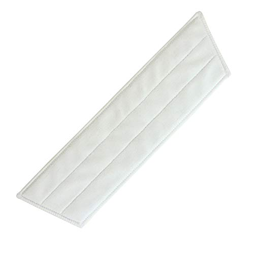 Unger erGo Beschichtungsmopp (zur Beschichtung + Einpflegen von Fußböden, fusselfreie Ergebnisse, 100% Polyester) FAVMF