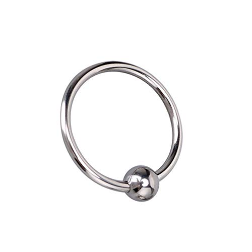Lxqlan Diameter 25/30mm Sèxual Partners' Favorite Còckring to Make Novel Love, Make of Stainless Steel Toys Backpack Sunglasses (Size : S/25mm)