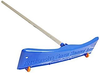 heavy duty snow rake