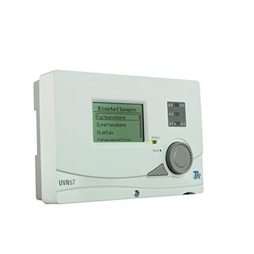 Technische Alternative universelle Heizkreisregelung UVR67-H