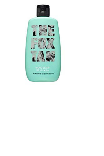 The Fox Tan Rapid Tanning Elixir 120ml