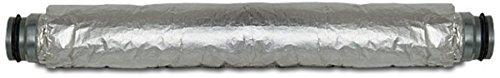 Casafan Rohrschalldämpfer CSS Supersilent, [Nennweite]:NW 80 mm