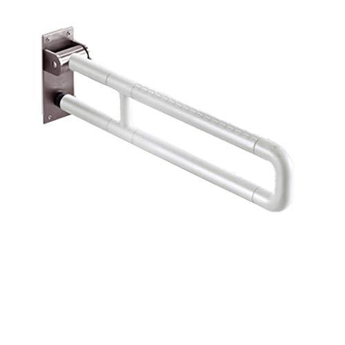 Liuhoulin Pasamanos del baño Ancianos antirresbaladizos Inodoro para discapacitados Baño de Acero Inoxidable Inodoro accesible Inodoro accesible (Color : 1#)