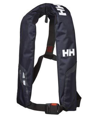 Helly Hansen Unisex - Chaleco Salvavidas Hinchable para Adultos 34115 Navy, Talla única