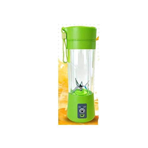 XMBT Frullatore Portatile 400 ml Portatile Elettrico USB Ricaricabile frullatore Miscelatore Macchina Mini Juice Cup Maker Robot da Cucina frullatori veloci