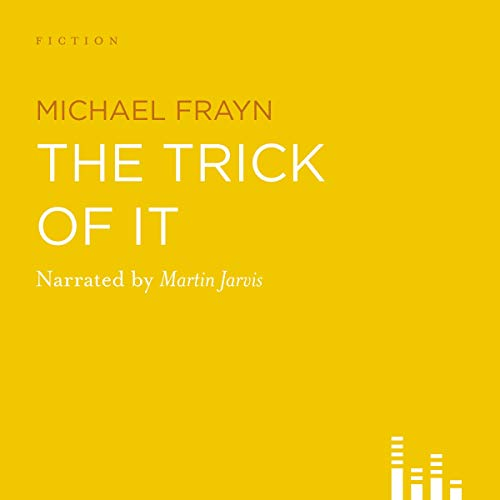 The Trick of It  By  cover art